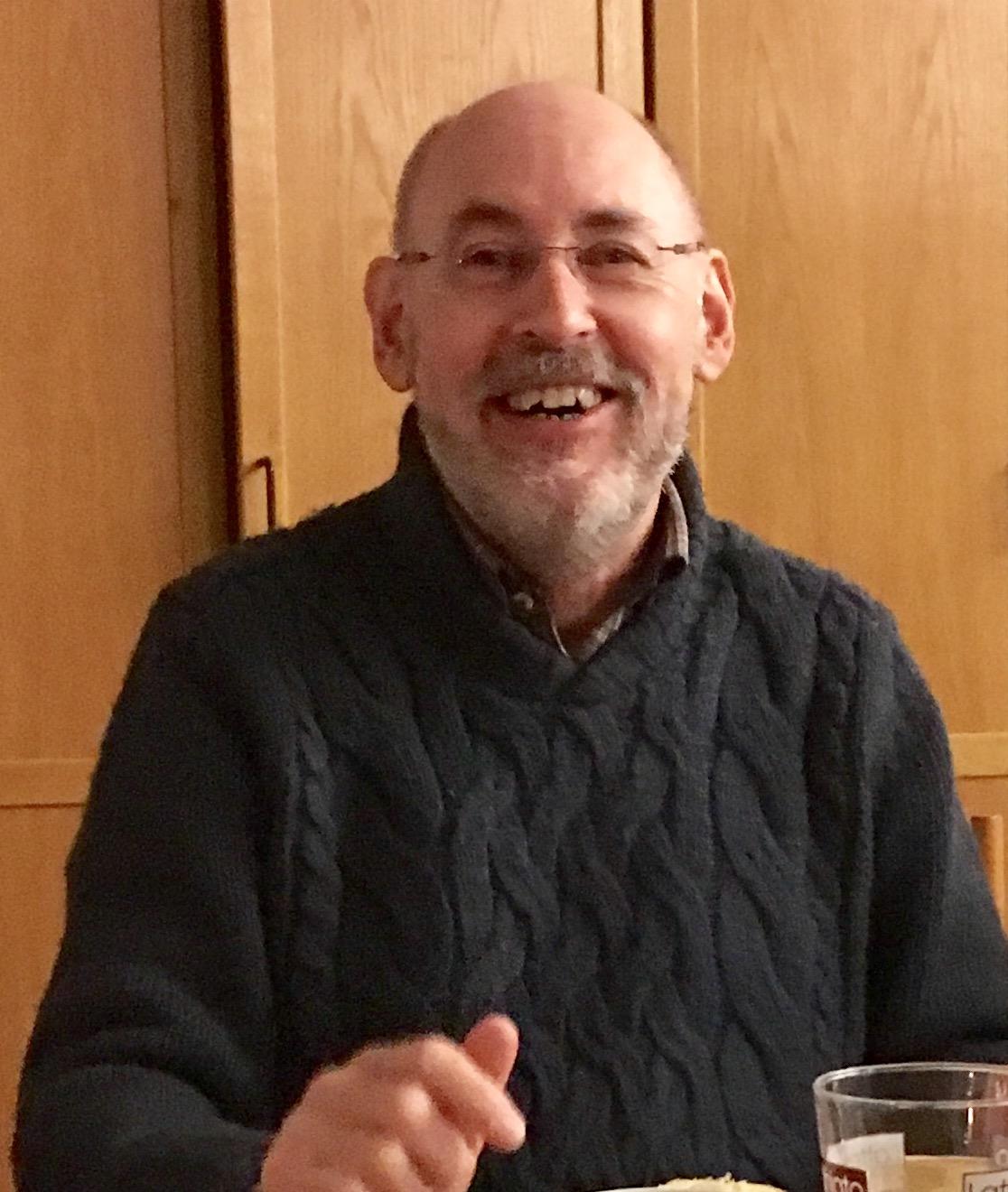 Pfarrer Gottschall